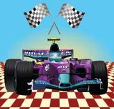 Formula 1 arabası